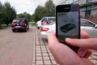 Park4U Remote, une application pour garer sa voiture avec soniPhone